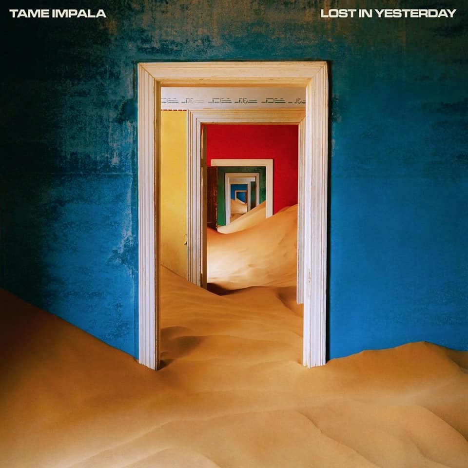 tame impala lost yesterday artwork Tame Impala premiere new song Lost in Yesterday: Stream