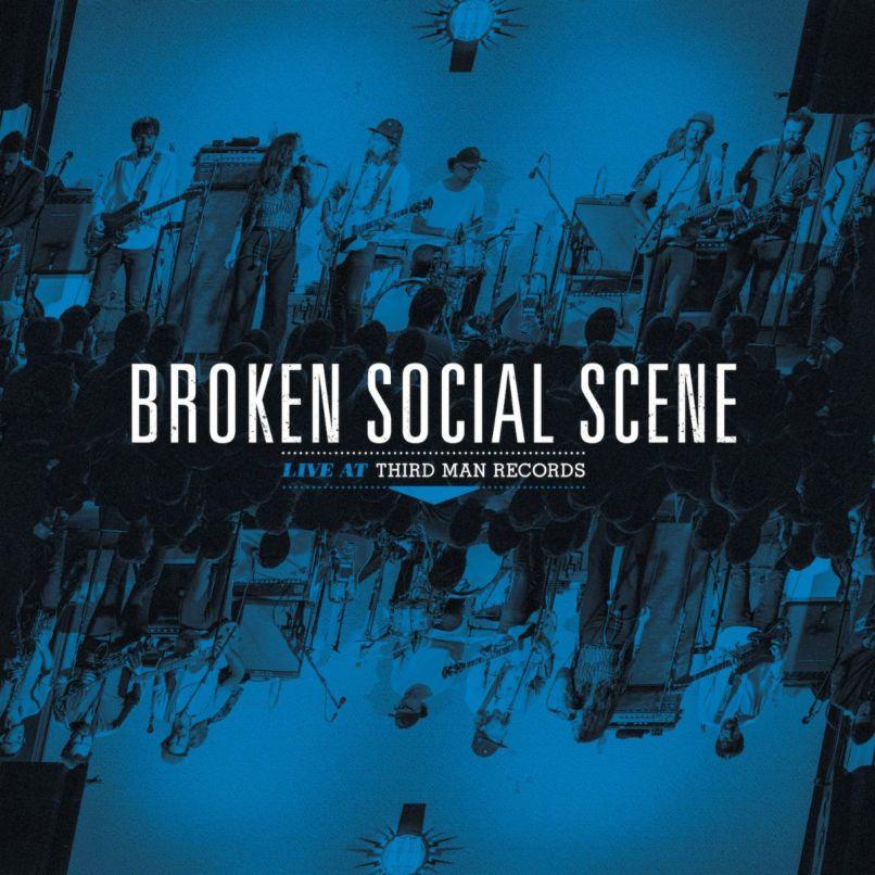 Broken Social Scene Live At Third Man Records Stream
