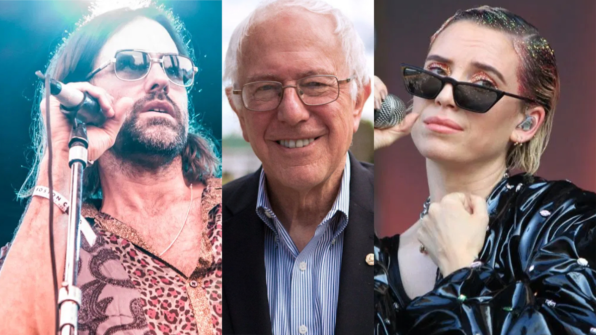 Lykke Li, Miike Snow to perform at Bernie Sanders rally in Las Vegas
