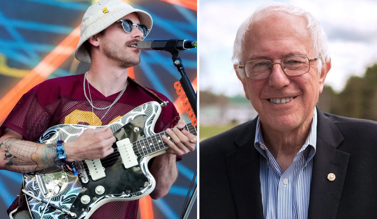 Portugal. The Man to perform at Bernie Sanders rally in Tacoma