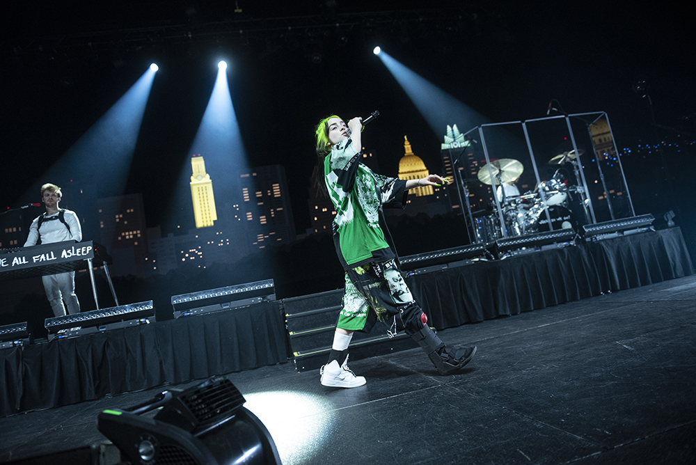 Watch Billie Eilish S Acl Tv Debut Performance Consequence Of Sound
