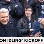 Billy Idol and Bill de Blasio War on Idling