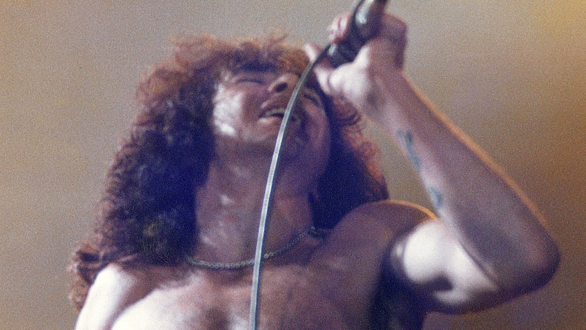 40 Years Ago, Iconic AC/DC Singer Bon Scott Passed Away