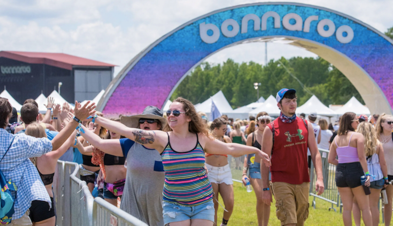 Bonnaroo Music and Arts Sells OUt