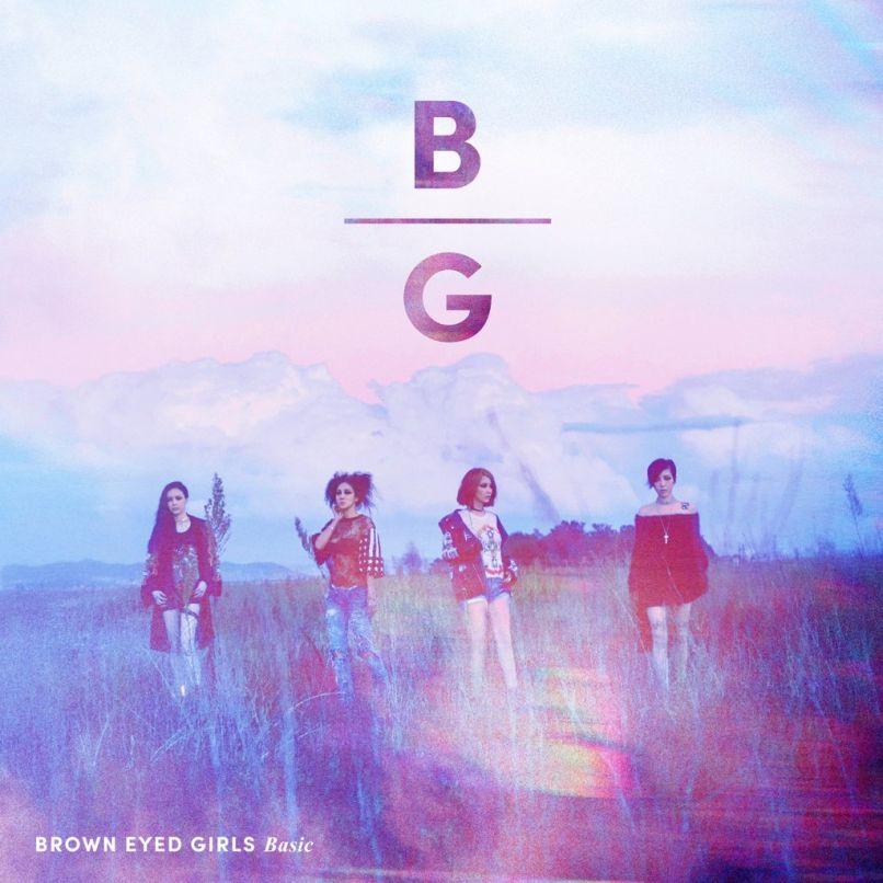 Brown Eyed Girls -- BASIC