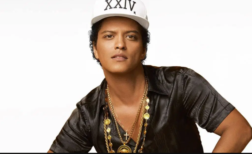Bruno Mars Disney New Theatrical Film