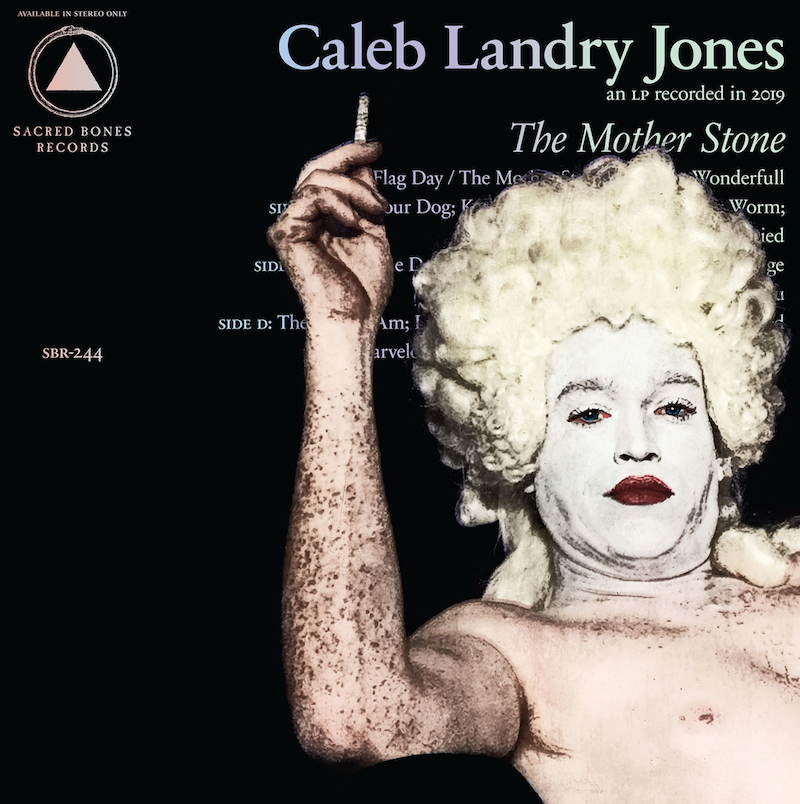Caleb Landry Jones The Mother Stone Artwork