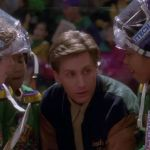 Emilio Estevez as Coach Gordon Bombay