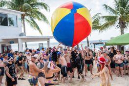 Beach Wars at Shiprocked 2020