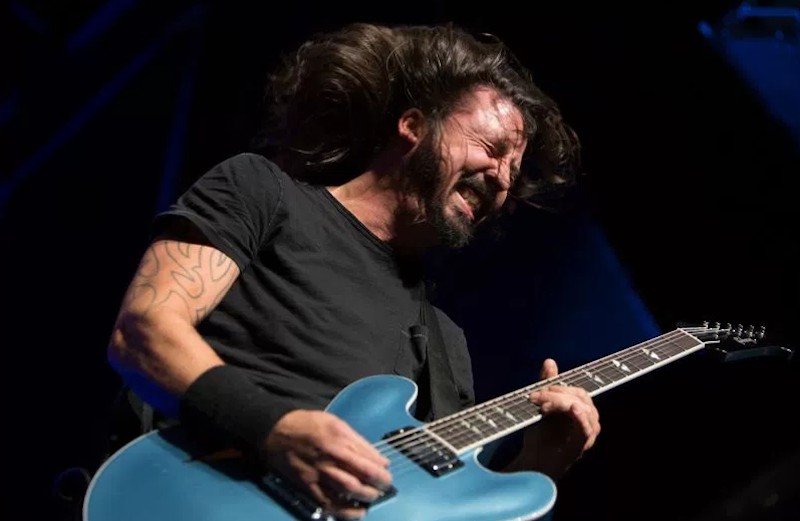 Dave Grohl confirms Foo Fighters' new album is finished