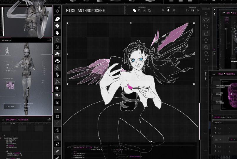 Grimes - Miss Antropocene