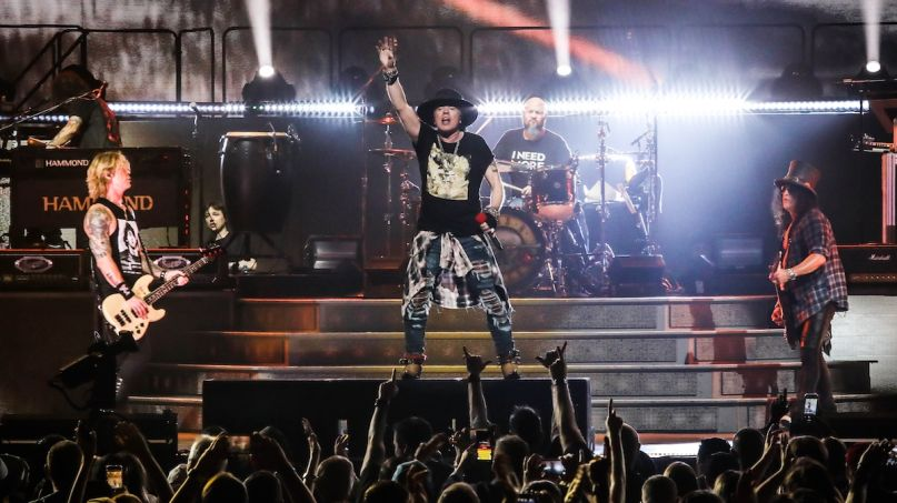 Guns N' Roses 2020 Tour