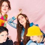 Hinds new album the prettiest curse tour dates good bad times music video, photo by Andrea Savall