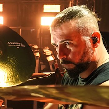 John Dolmayan interview and stream