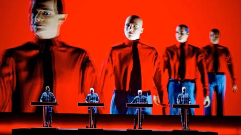 Kraftwerk tour dates 2020 tickets live, photo by Robert Altman
