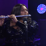 Lizzo Cover Harry Styles Adore You BBC Radio 1 Flute Watch Stream