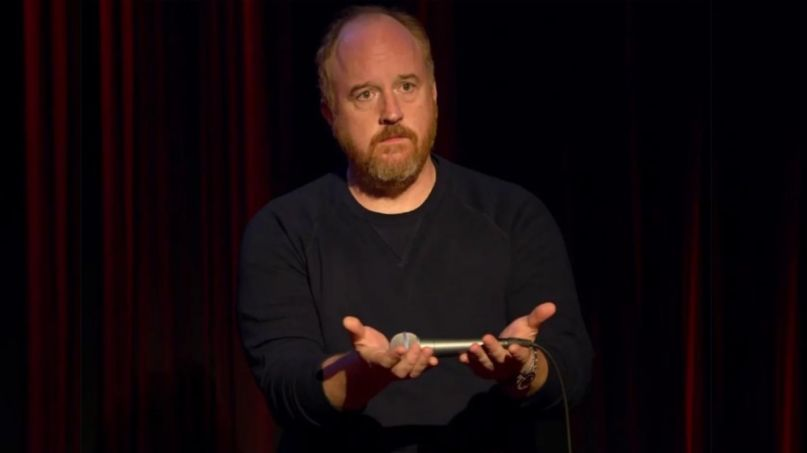 Louis C.K. tour stand-up standup comedy live 2020