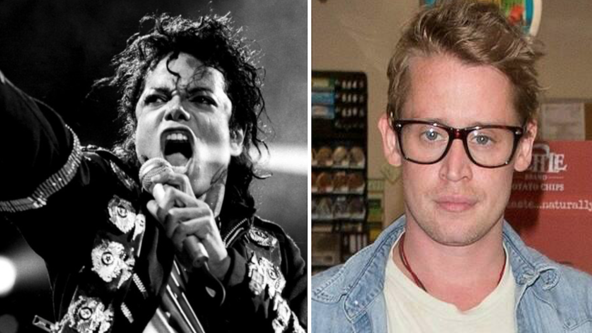 Macaulay Culkin Defends Michael Jackson in New Interview | Consequence of  Sound
