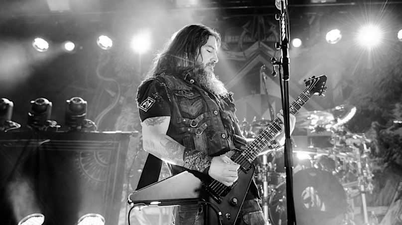 Machine Head new song Circle the Drain