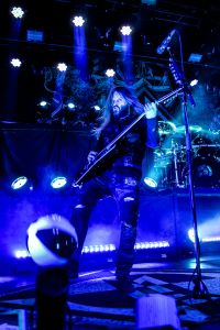 Machine Head perform at Webster Hall in NYC