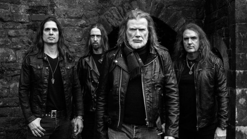 Megadeth new album update