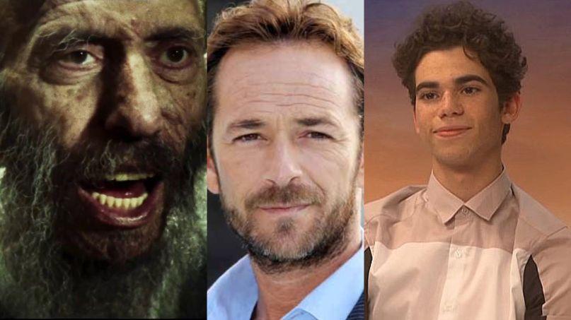 Oscars Academy Awards 2020 In Memoriam omissions Luke Perry, Sid Haig, Cameron Boyce