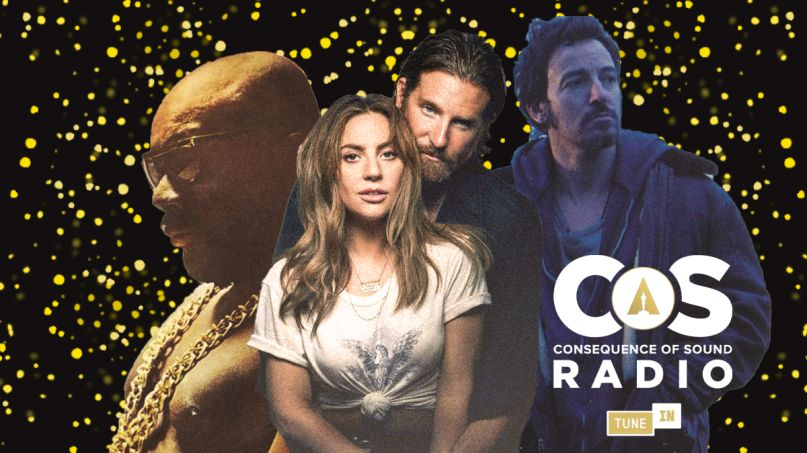 Oscars 2020 Consequence of Sound Radio Playlist