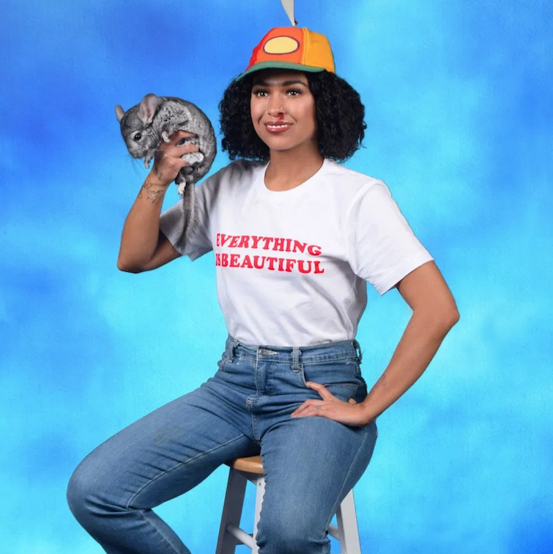Princess Nokia Everything Is Beautiful Album Artwork