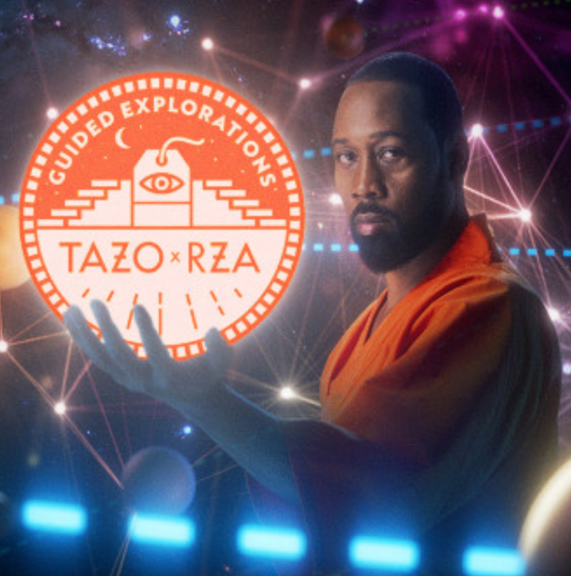 Stream RZA - Guided Explorations | Consequence of Sound