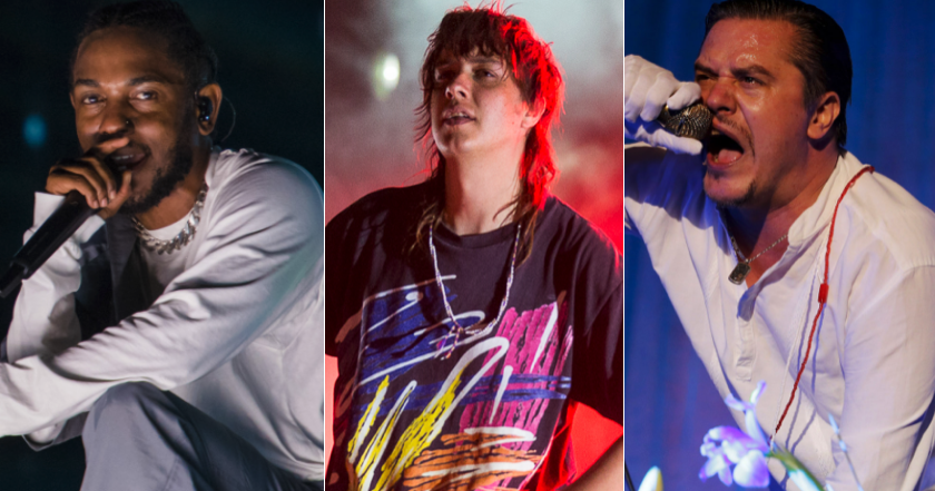 Kendrick, The Strokes, Faith No More, Thom Yorke to play Roskilde Festival 2020