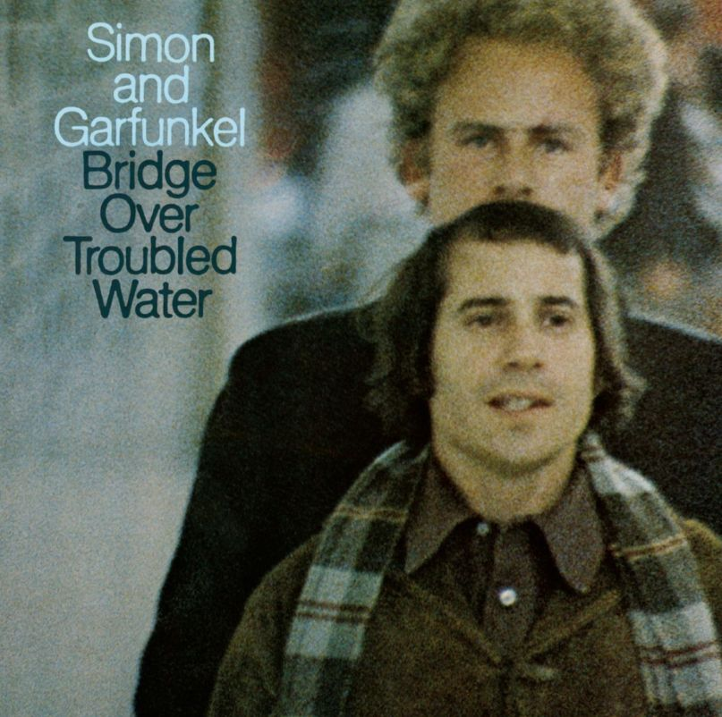 Simon & Garfunkel - Bridge Over Trouble Water