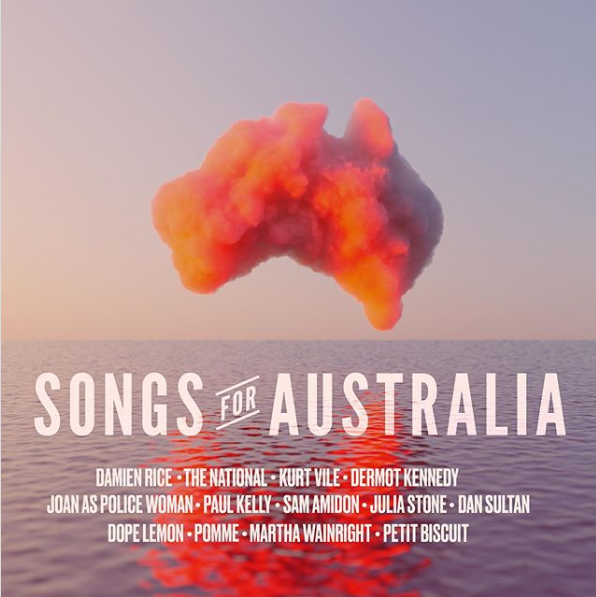 Songs for Australia Songs for Australia Charity Album Features The National, Kurt Vile, and More
