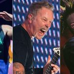 Red Hot Chili Peppers (David Brendan Hall), Metallica (Amy Price), and Tool (Raymond Ahner)
