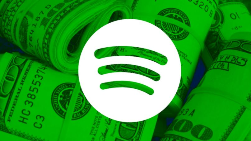 Major label streaming profits Apple Music TIDAL Bandcamp Soundcloud Spotify