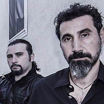 System of a Down John Dolmayan and Serj Tankian David Bowie Cover