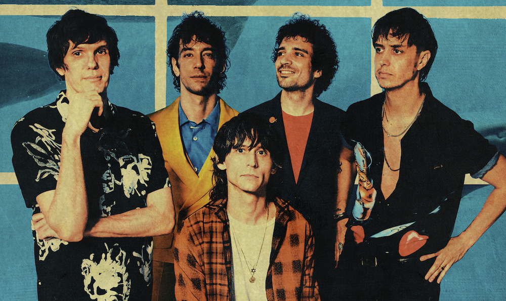 """Song of the Week: The Strokes Dance With Themselves on the Joyfully Familiar """"Bad Decisions"""""""