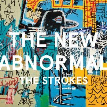 The Strokes' album artwork for The New Abnormal