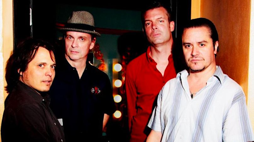 Mike Patton Tomahawk Duane Denison new album