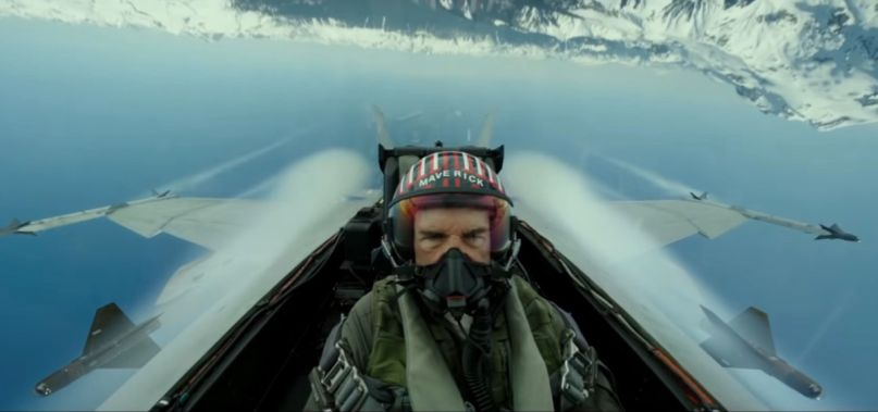 Tom Cruise in new trailer for Top Gun: Maverick