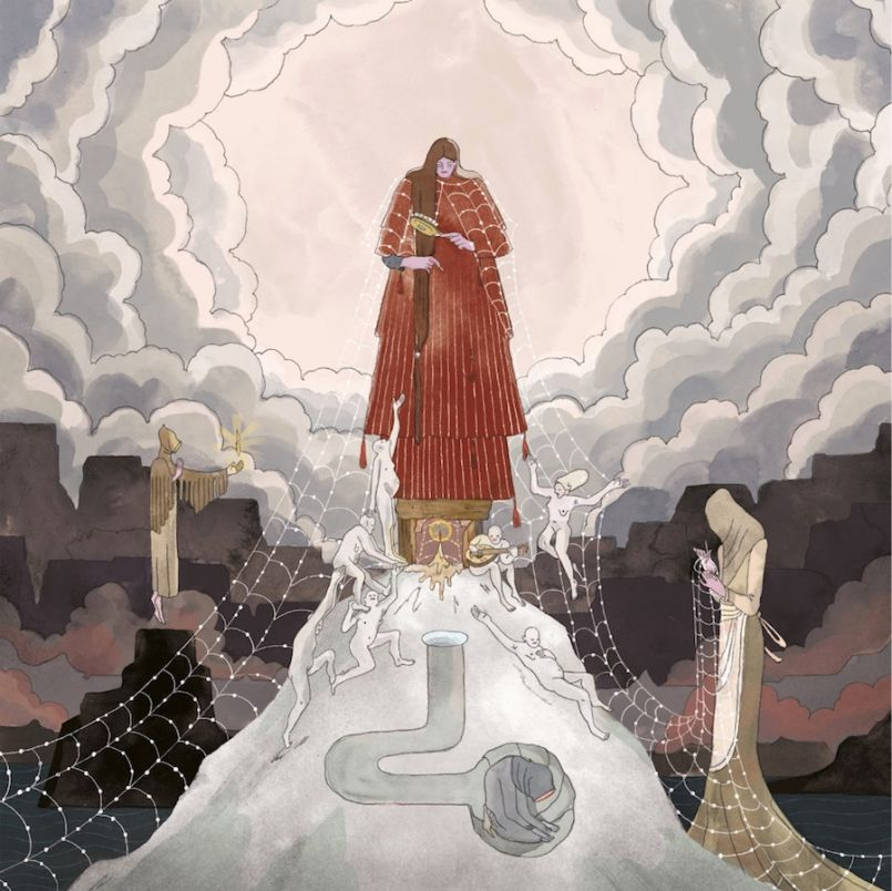 WOMB by Purity Ring cover artwork album