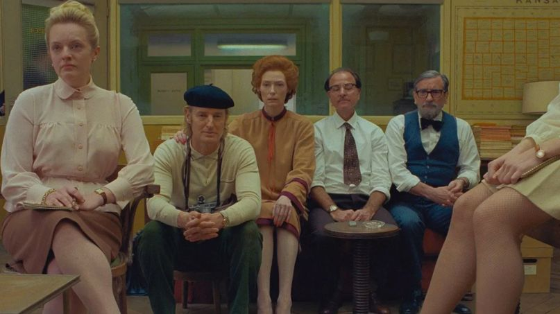 Wes Anderson The French Dispatch Trailer