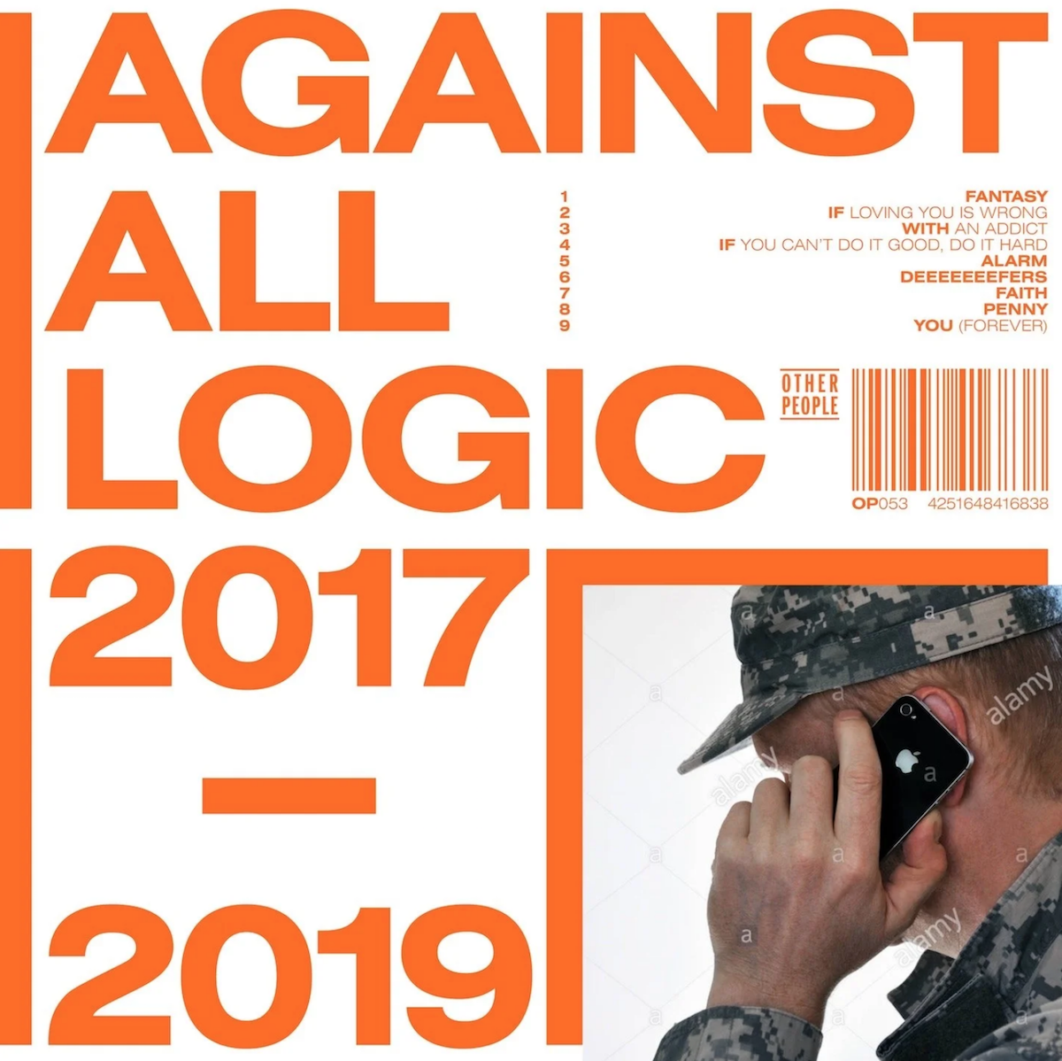 against all logic 2017 2019 artwork album Nicolas Jaars Against All Logic releases new album 2017 2019: Stream