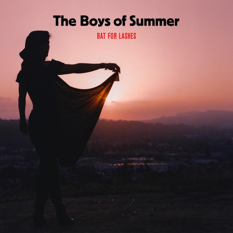 bat-for-lashes-live-ep-boys-summer artwork