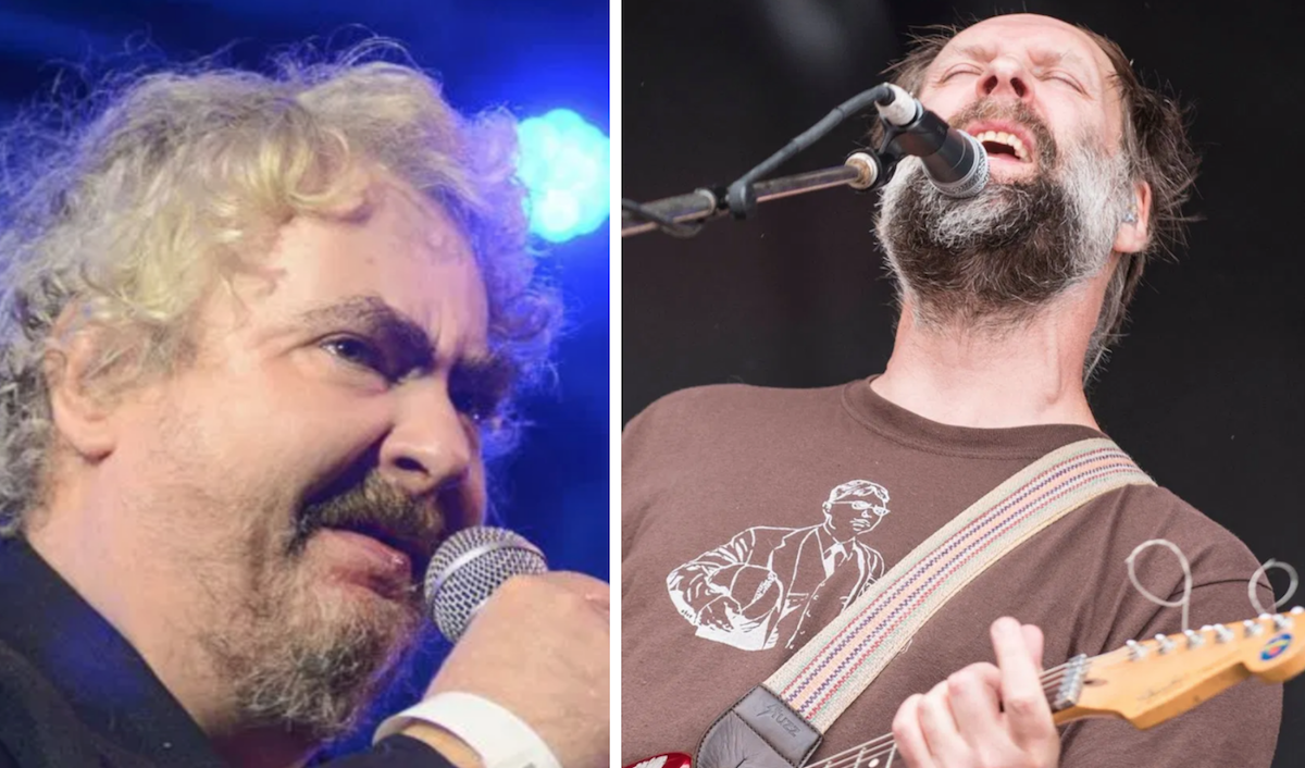 "Built to Spill announce Daniel Johnston tribute album, cover ""Bloody Rainbow"": Stream"