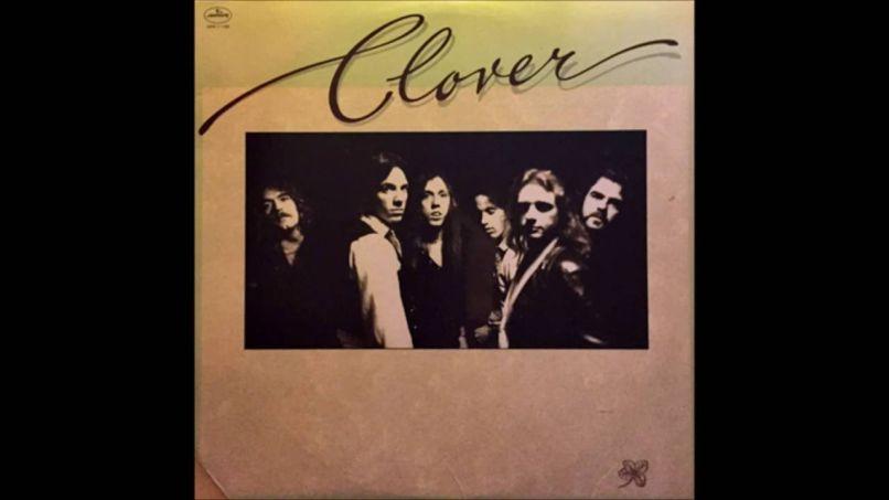 Clover Huey Lewis Album Cover
