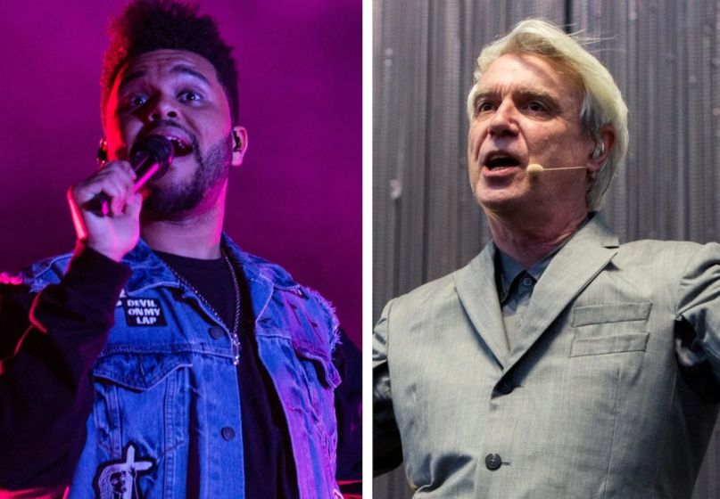 david byrne the weeknd saturday night live schedule