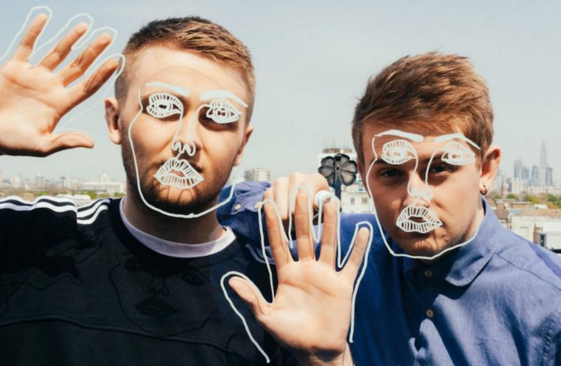 Disclosure tondo new music release stream house