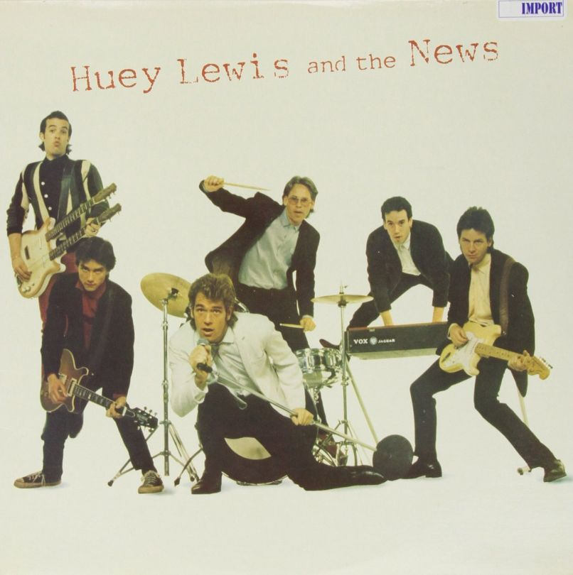 Huey Lewis and the News, 1980, Album