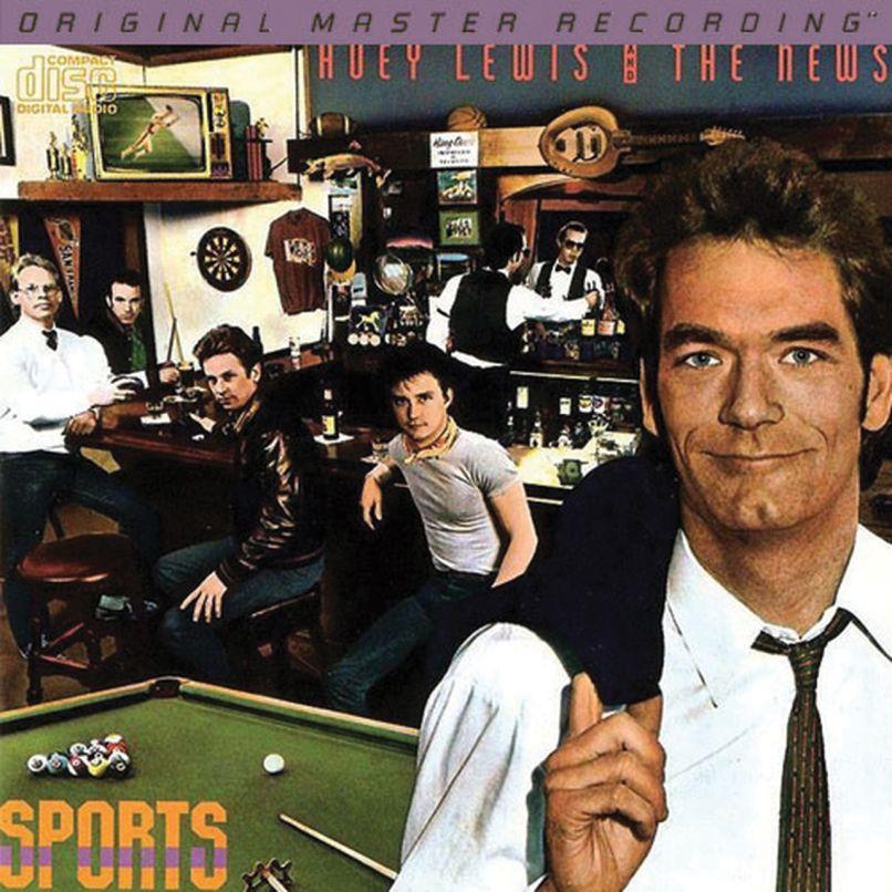 Huey Lewis Sports