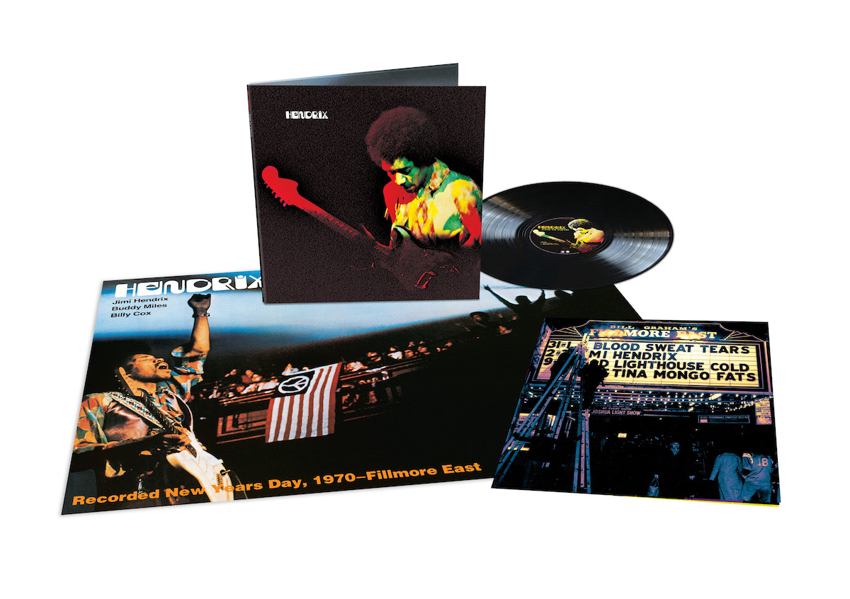 jimi hendrix band gypsys reissue vinyl Jimi Hendrixs Band of Gypsys to be reissued on vinyl for 50th anniversary